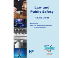 NATIONAL LAW PUBLIC SAFETY SECURITY & CORRECTIONS CORE TEST - RETAKE