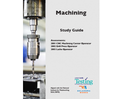 MACHINING: DRILL PRESS OPERATOR ASSESSMENT