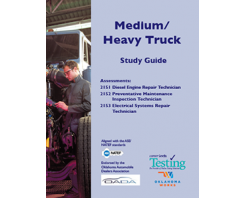 MEDIUM/HEAVY TRUCK:  ELECTRICAL/ELECTRONIC SYSTEMS REPAIR ASSESSMENT