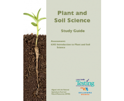 PLANT AND SOIL SCIENCE STUDY GUIDE